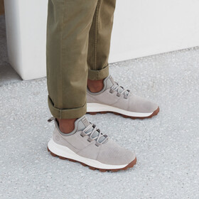 Timberland Brooklyn Oxford Lace Shoes Men pure cashmere